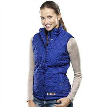 Exoglo - Ladies Heated Quilted Bodywarmer and Power Pack