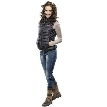 Exoglo - Heated Ladies Bodywarmer and Power Pack