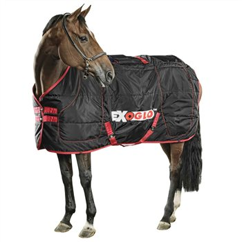 Exoglo - Heated Equine Rug