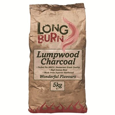Green Olive Co Lumpwood Charcoal 5KG  - Click to view a larger image