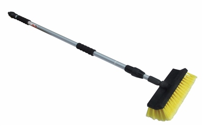 Kampa Telescopic Flow Thru Brush  - Click to view a larger image