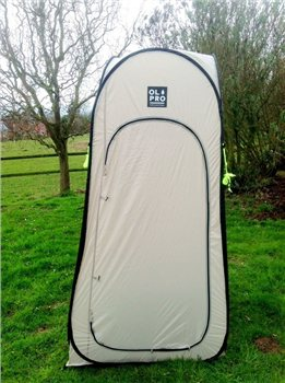 olpro pop up toilet & utility tent