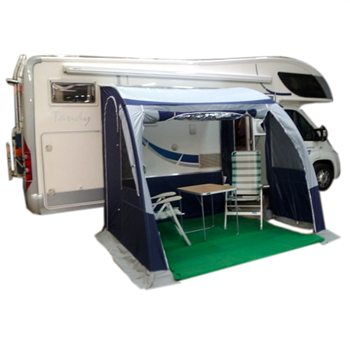 rally poled caravan kampa camping tamworth porch awning products
