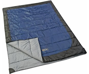 sports shoes e3b7a fa88f Wilderness Double Sleeping Bag - WILDERNESS DOUBLE