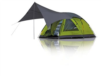 Zempire Dome Awning Tarp  - Click to view a larger image