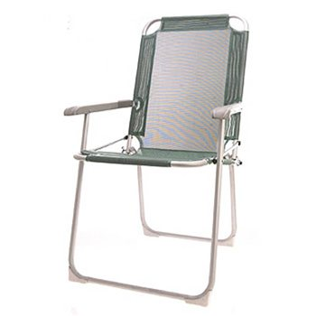 Hi Gear Folding Captains Chair   Click To View A Larger Image