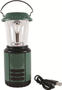 BCB Adventure Solar Lantern Radio
