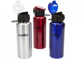 Summit 600ml Water Bottle