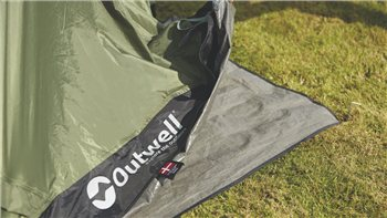 Outwell Clipper M Footprint Groundsheet 2015  - Click to view a larger image
