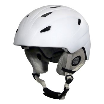 Manbi Park Adults Snow Sports Helmet   - Click to view a larger image