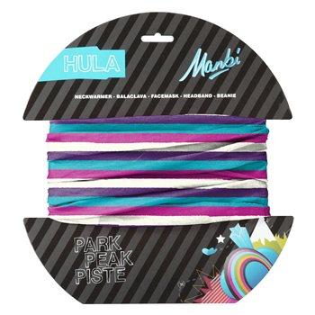 Manbi Hula Halfie Pattern Neck Tubes