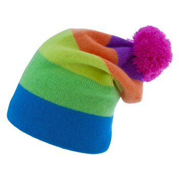 Manbi Flo Beanie Bobble Hat  - Click to view a larger image