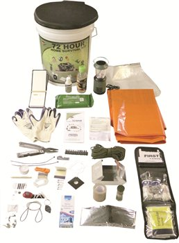 BCB Adventure 72 Hour Survival KIt  - Click to view a larger image