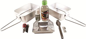 BCB Adventure Outdoor Cooking Set   - Click to view a larger image