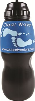 BCB Adventure Clear Water Bottle With Filter
