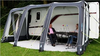 Outdoor Revolution Oxygen Compact Airlite 420 Awning 2015