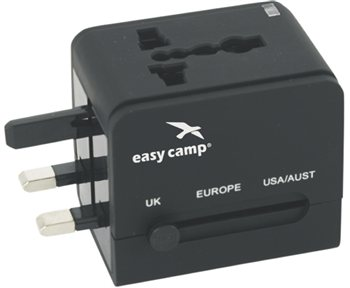 Easy Camp Universal Travel Adaptor   - Click to view a larger image