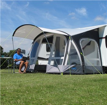Kampa Fiesta Air Pro 350 Canopy 2018  - Click to view a larger image