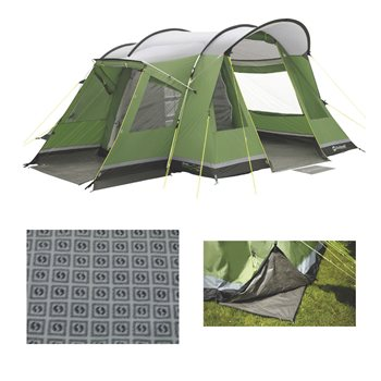 Outwell Montana 4E Tent Package Deal 2015 - Click to view a larger image  sc 1 st  C&ing World & Outwell Montana 4E Tent Package Deal 2015 | CampingWorld.co.uk