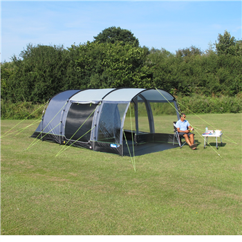 Kampa Hayling 4 Tent 2019 Series 3  - Click to view a larger image