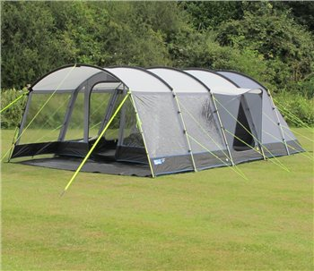Kampa Croyde 6 Tent 2019 Series 3  - Click to view a larger image