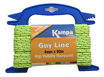 Kampa Guyline 4mm x 20m  - Click to view a larger image