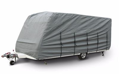 Kampa Euro Caravan Cover Grey