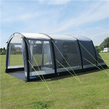 Kampa Hayling 4 Inflatable Air Tent 2015 | Voomia
