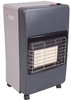 Kampa Modern Cabinet Gas Heater 2016