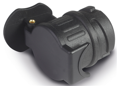 Kampa Adaptor 13 Pin Socket - 12N   - Click to view a larger image