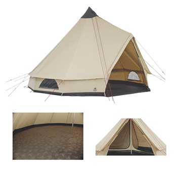 Review this product.  sc 1 st  C&ing World & Review Robens Klondike Tipi Tent Package Deal 2016 | Camping World ...