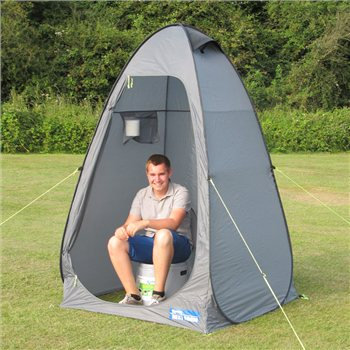 K&a Rest Room Toilet Tent - Click to view a larger image  sc 1 st  C&ing World & Kampa Rest Room Toilet Tent | CampingWorld.co.uk