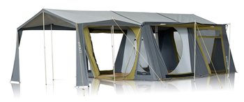 Zempire Hyatt Canvas Tent  - Click to view a larger image