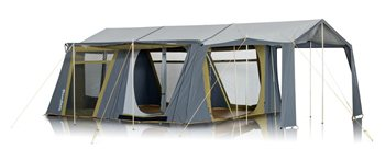 Zempire Millbrook Canvas Tent