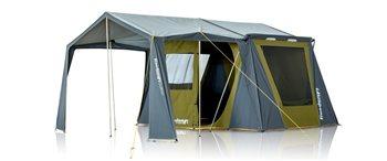 Zempire Duxton Canvas Tent   - Click to view a larger image