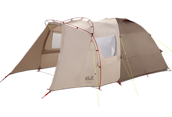 Jack Wolfskin Grand Illusion IV Tent   - Click to view a larger image