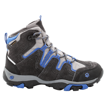 Jack Wolfskin Boys Mountain Attack Mid Texapore Boots