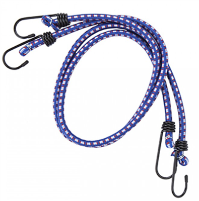 Summit Blue Bungee Cord 2pc 2018  - Click to view a larger image