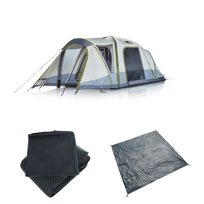 Zempire Aerodome 1 Inflatable Air Tent Package Deal