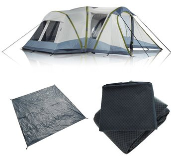 Zempire Aerodome 2 Inflatable Air Tent Package Deal 2017  - Click to view a larger image
