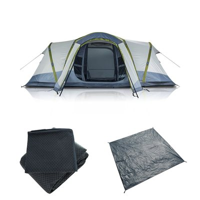 Zempire Aerodome 3 Inflatable Air Tent Package Deal