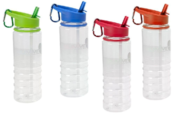 Summit 700ml Water Bottle with folding straw
