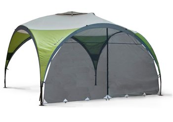 Zempire ShelterDome 3.5m Mesh Side Wall   - Click to view a larger image