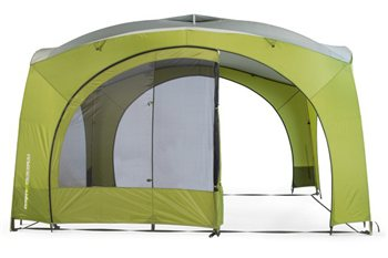 Zempire Shelterdome Deluxe Mesh Side Wall  - Click to view a larger image