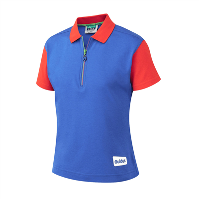 David Luke New Guide Polo Shirt  - Click to view a larger image