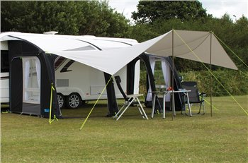 Kampa Rally Ace AIR Sun Wing   - Click to view a larger image