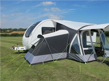 Kampa Fiesta Air Pro Annexe   - Click to view a larger image