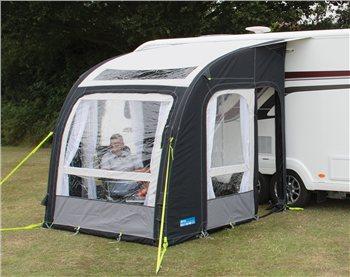 Kampa Rally AIR Pro 200 Inflatable Caravan Awning 2016 ...