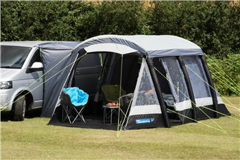 K&a Travel Pod Maxi AIR Driveaway Awning 2017 - Click to view a larger image & Kampa Travel Pod Maxi AIR Driveaway Awning 2017 | CampingWorld.co.uk