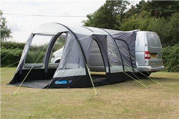 Kampa Travel Pod Midi AIR Drive Away Awning 2016